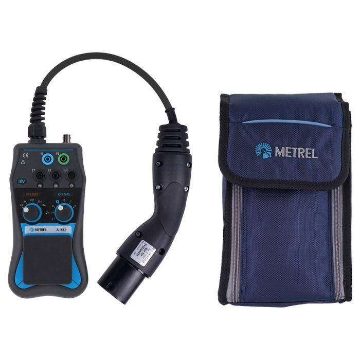 Metrel A1532 EVSE adapter Standard Set