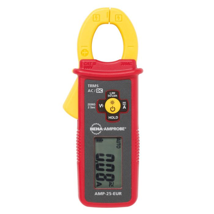 Amprobe 25-EUR AC/DC TRMS Mini-Clamp