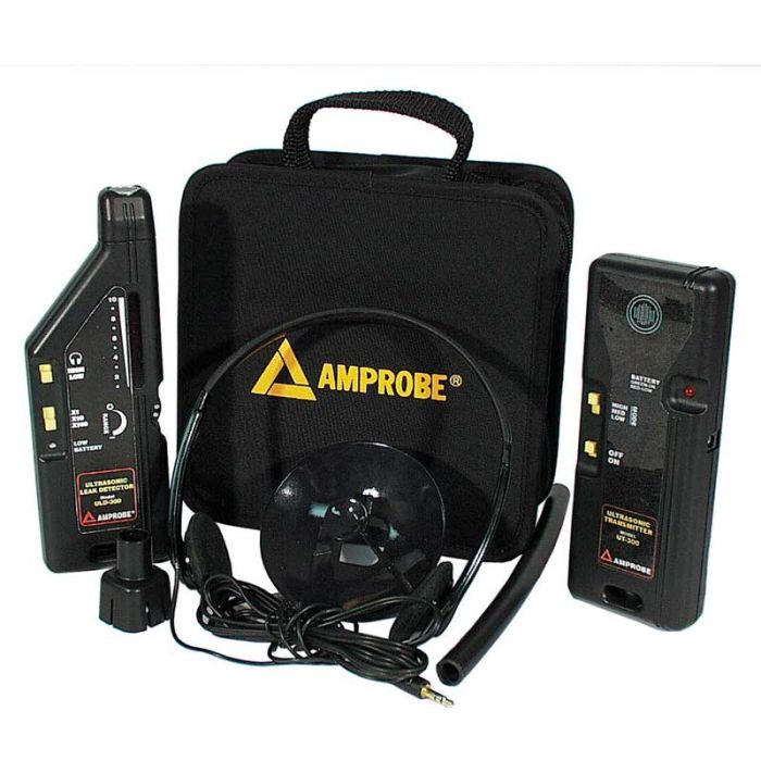 Amprobe TMULD-300 Ultrasonic Leak Detector Kit