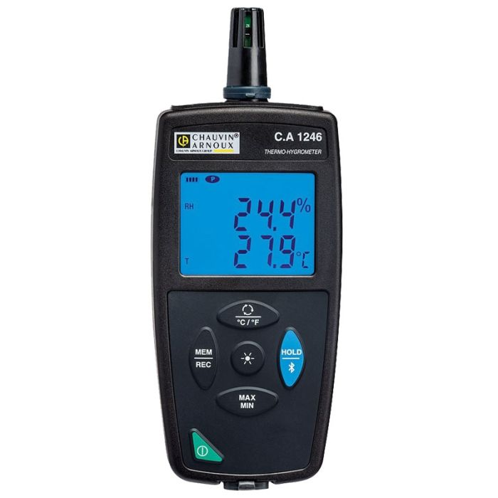 Chauvin Arnoux CA1246 Thermo Hygrometer