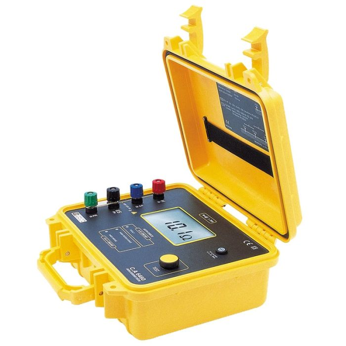 Chauvin Arnoux CA6460 Earth Tester