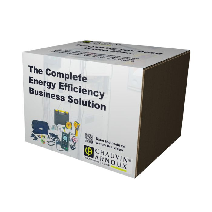 Chauvin Arnoux EEBS Energy Efficiency Business Solution