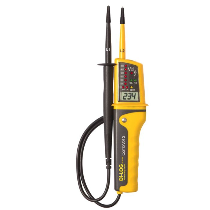 Di-Log DL6790 CombiVolt 2 Voltage & Continuity Tester