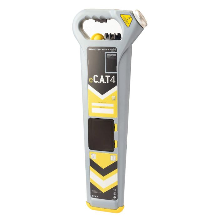 RadioDetection eCAT4 Cable Avoidance Tool (EN39 / EN69 / EN59 / EN89)