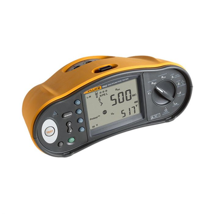 Fluke 1662 UK Multifunction Installation Tester