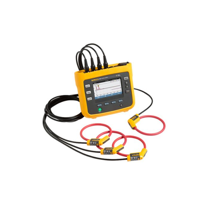 Fluke 1732 Three Phase Electrical Energy Logger