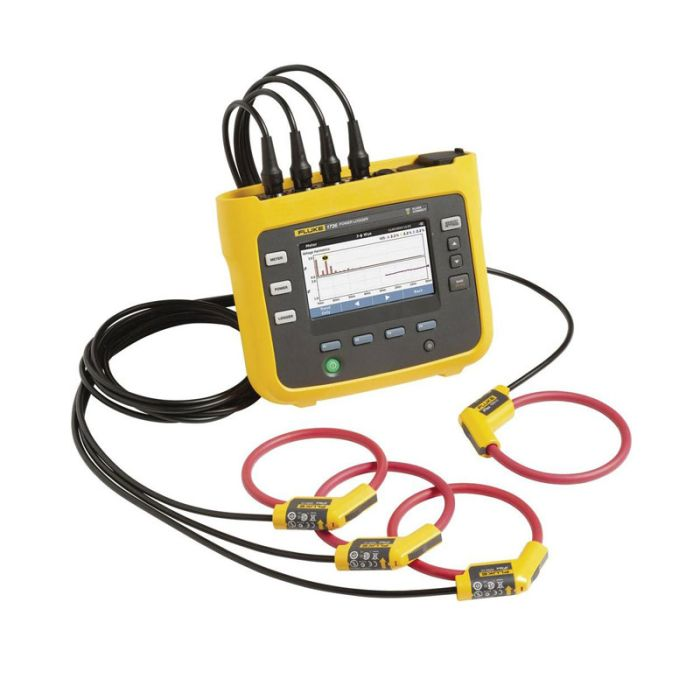 Fluke 1738/EUS 3 Phase Power Logger