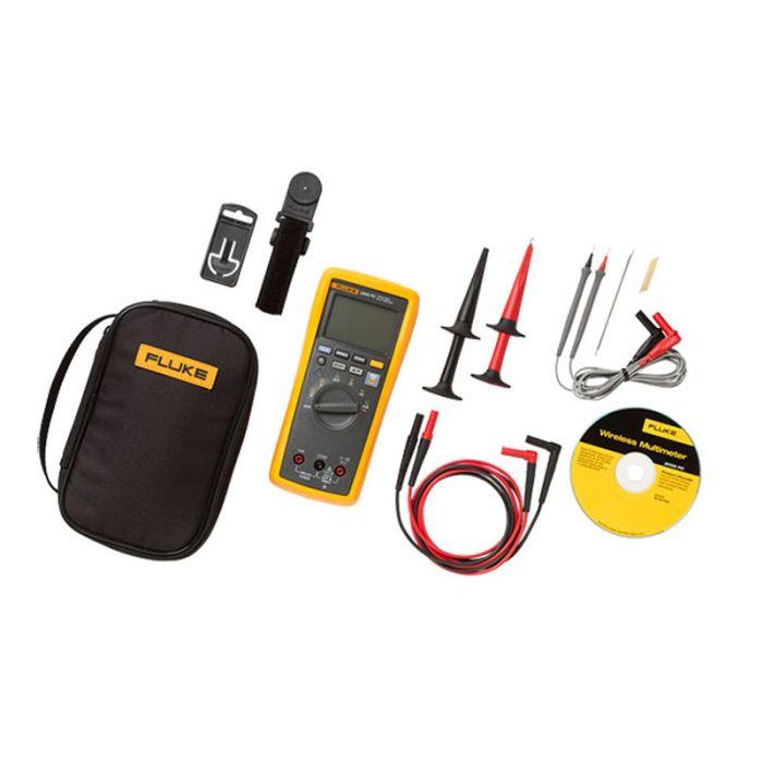 Fluke 3000FC/EDA2 Electronics DMM & Deluxe Accessory Kit