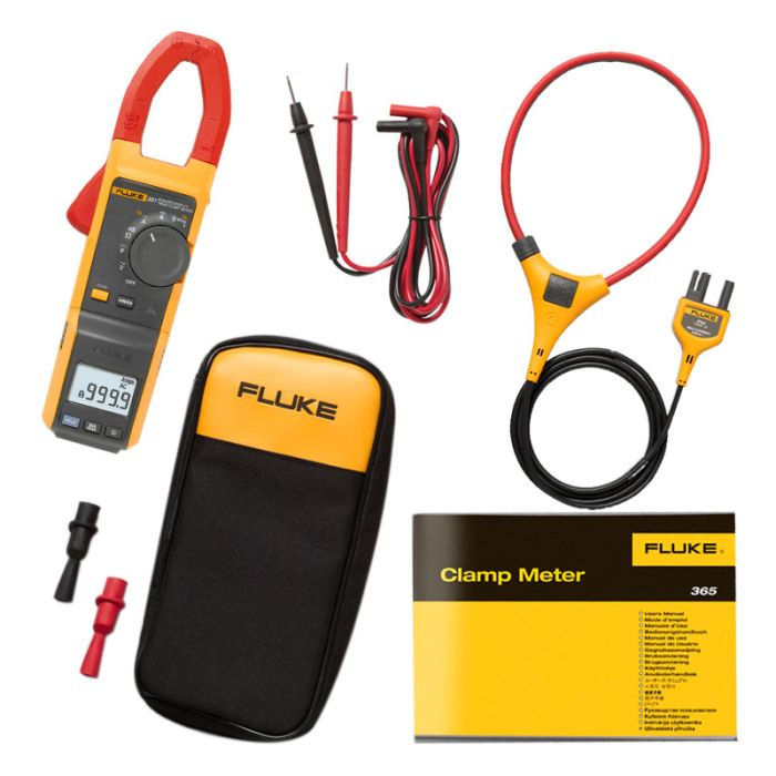 Fluke 381 Remote Display True AC/DC Clamp Meter