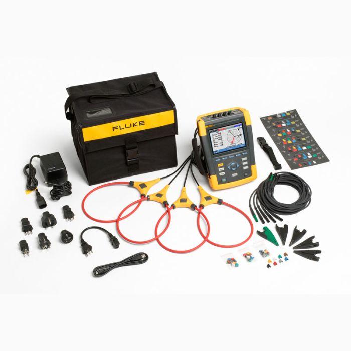 Fluke 437 Series II 400Hz Power Quality and Energy Analyzer