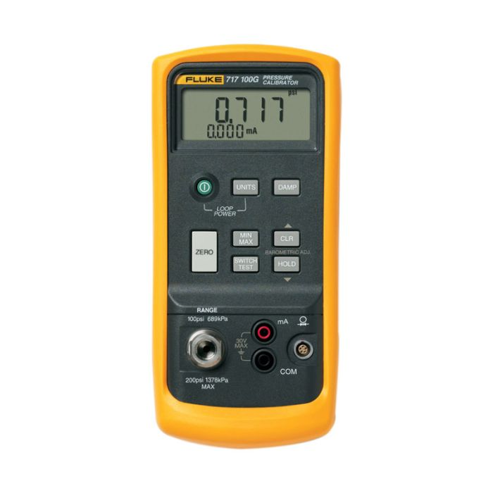 Fluke 717 1G Pressure Calibrator -1 to 1 PSI