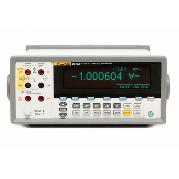 Fluke 8845A 6.5 Digit Precision Bench Multimeter