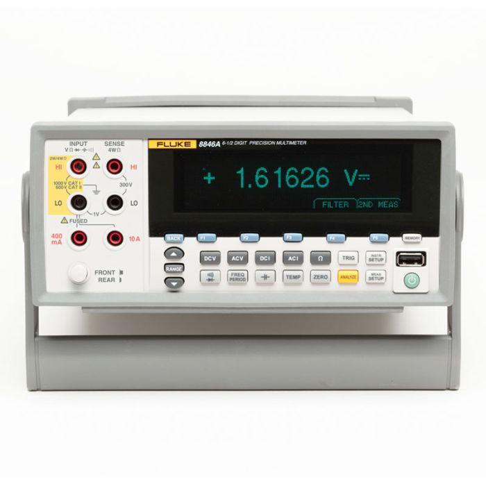 Fluke 8846A 6.5 Digit Precision Bench Multimeter