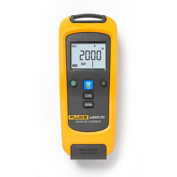 Fluke A3003-FC Wireless 2000 Amp DC Clamp Meter