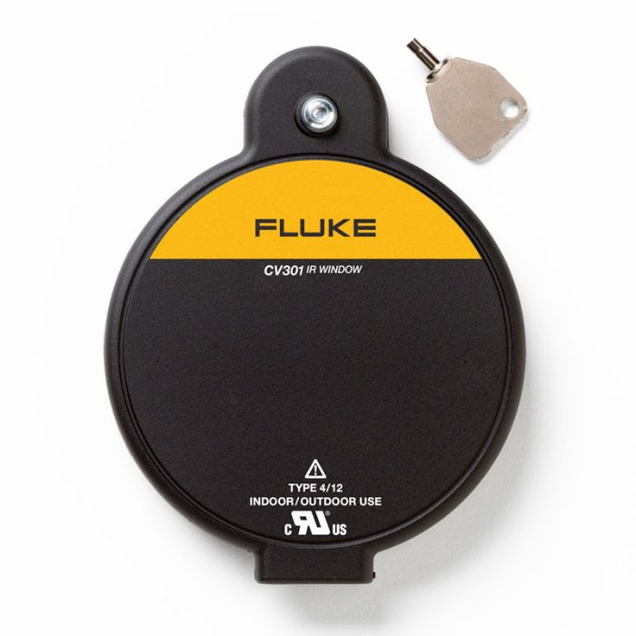 Fluke CV301 ClirVu 75 mm (3 inch) Locking Infrared Window