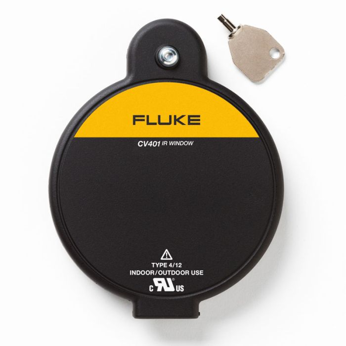 Fluke CV401 ClirVu 95 mm (4 inch) Locking Infrared Window