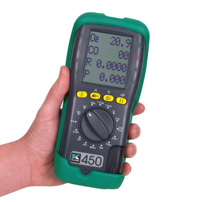 Kane 450 NO Commercial & Domestic Boiler Analyser
