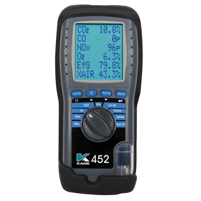 Kane 452NO Gas Analyser
