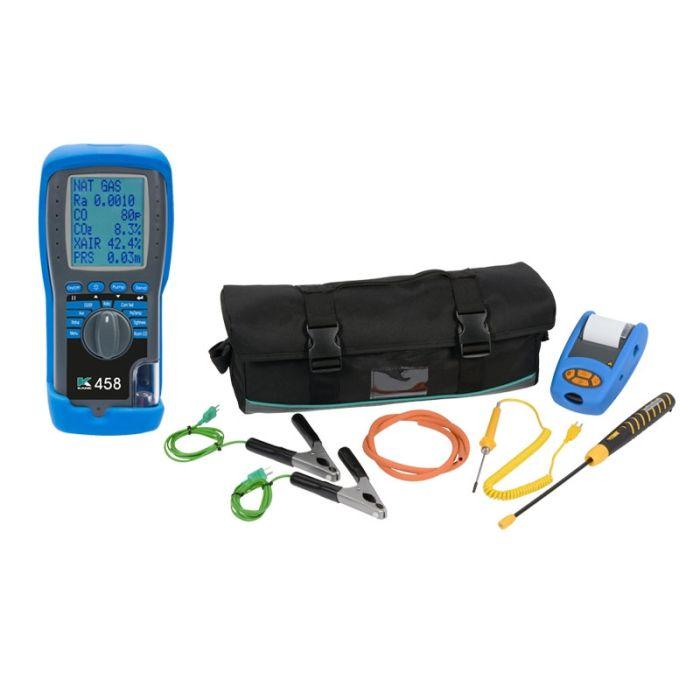 KANE 458 Gas Analyser Pro Kit