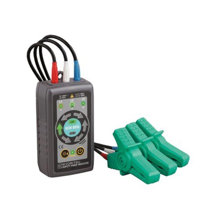 KewtechKEW8035 Non Contact Phase Rotation Tester