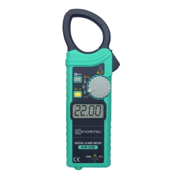 Kewtech KEW2200 1000A Ultra Slim Clamp Meter