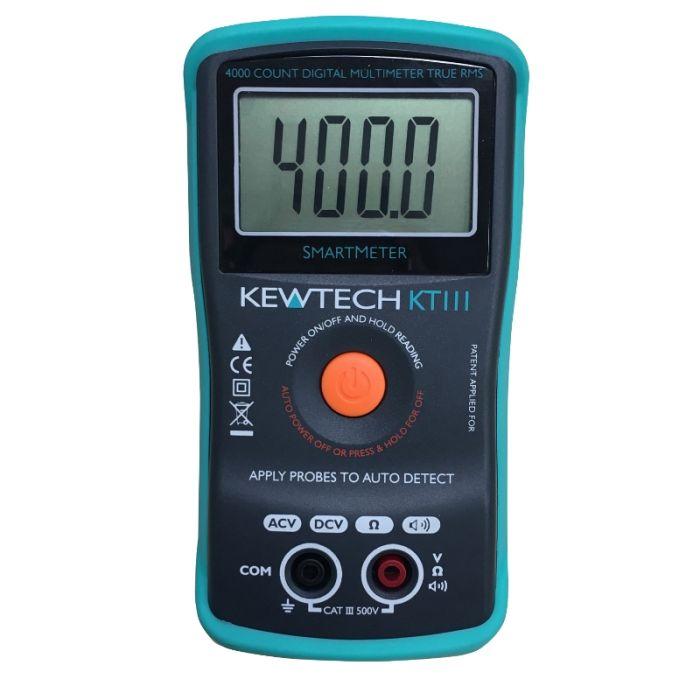 Kewtech KT111 TRMS Multimeter