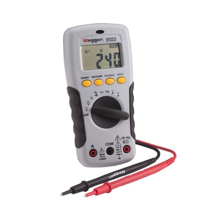 Megger AVO210 Digital Multimeter CATIII 600V