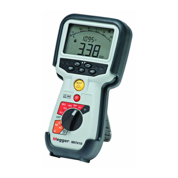 Megger MIT410/2 Industrial Telecom Insulation Tester