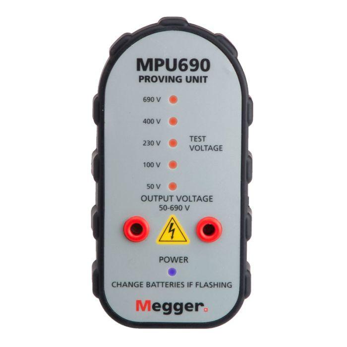 Megger MPU690 Proving Unit