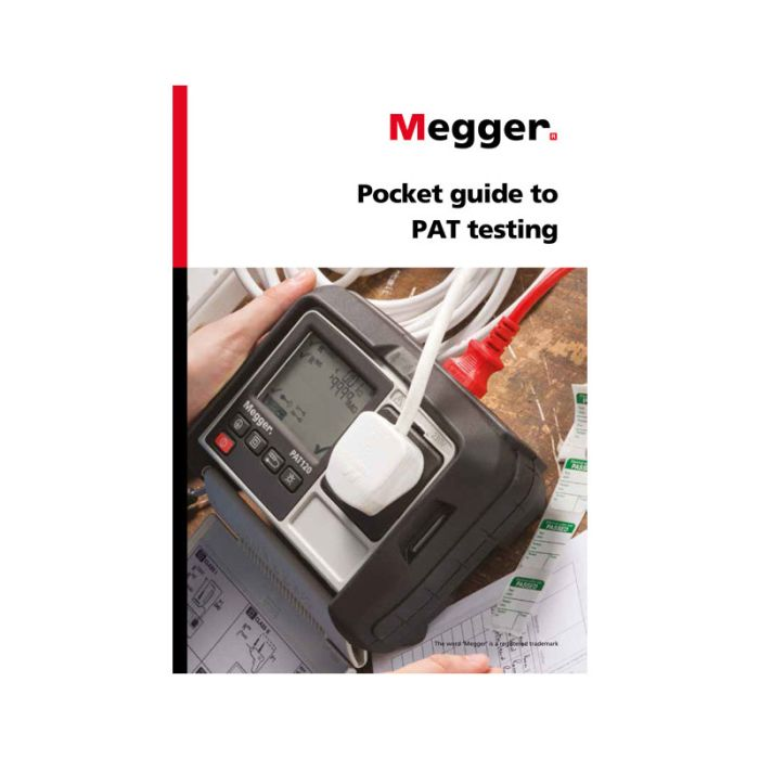 Megger Pocket Guide to PAT Testing