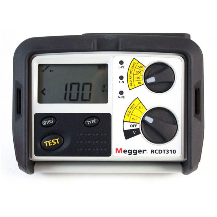 Megger RCDT310 RCD Tester