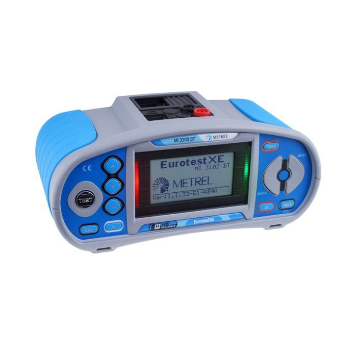 Metrel MI 3102BT Eurotest XE Multifunction Tester