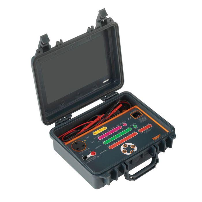 Socket & See CB400 Non-Trip Installation Testing Calibration Checkbox