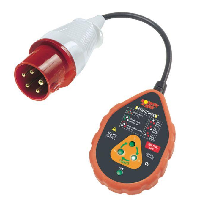 Socket & See SOK65/16HD 400V Industrial Socket Tester