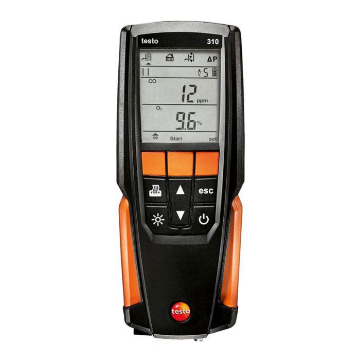 Testo 310 Flue Gas Analyser 0563 3100