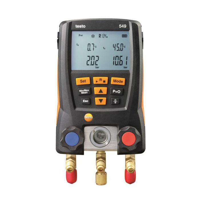 Testo 549 Digital Manifold 0560 0550