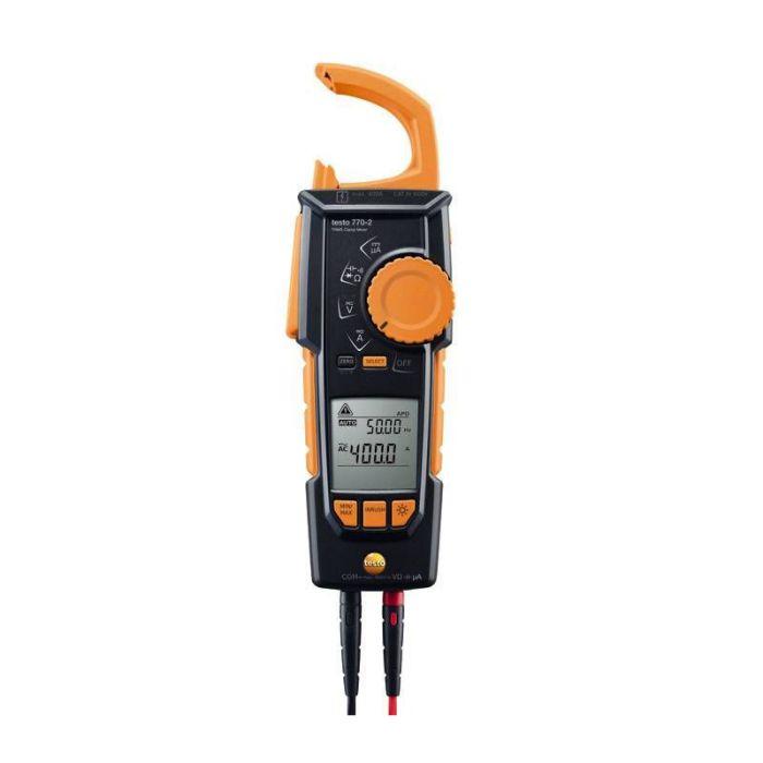 Testo 770-2 TRMS Clamp Meter