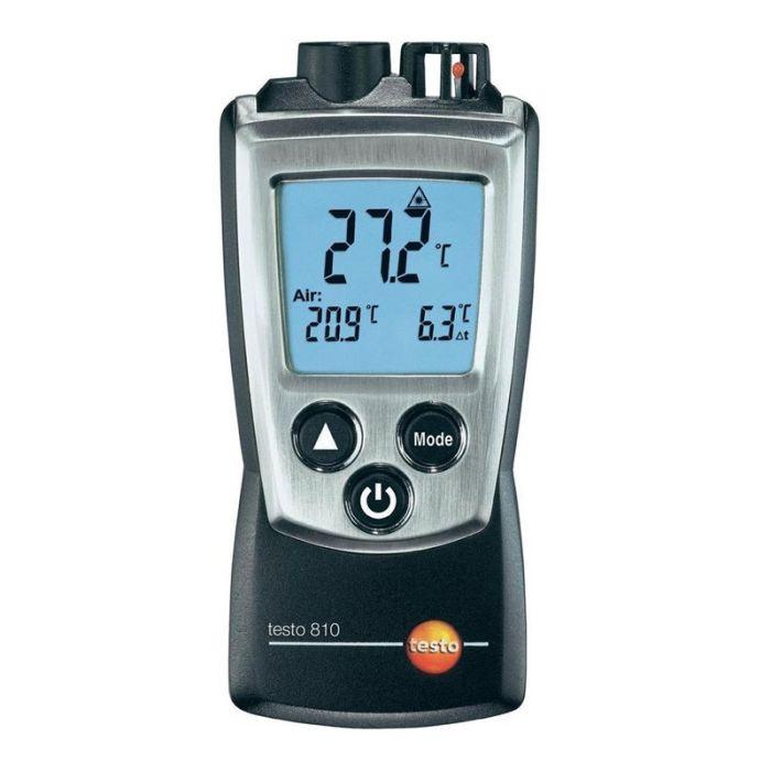 Testo 810 Air and Surface Temperature Measurement 0560 0810