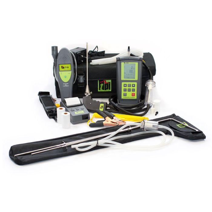 TPI 709R Kit 5 Gas Analyser CPA