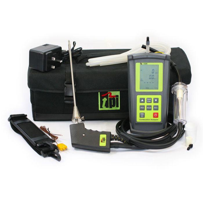 TPI 709R Kit Gas Analyser