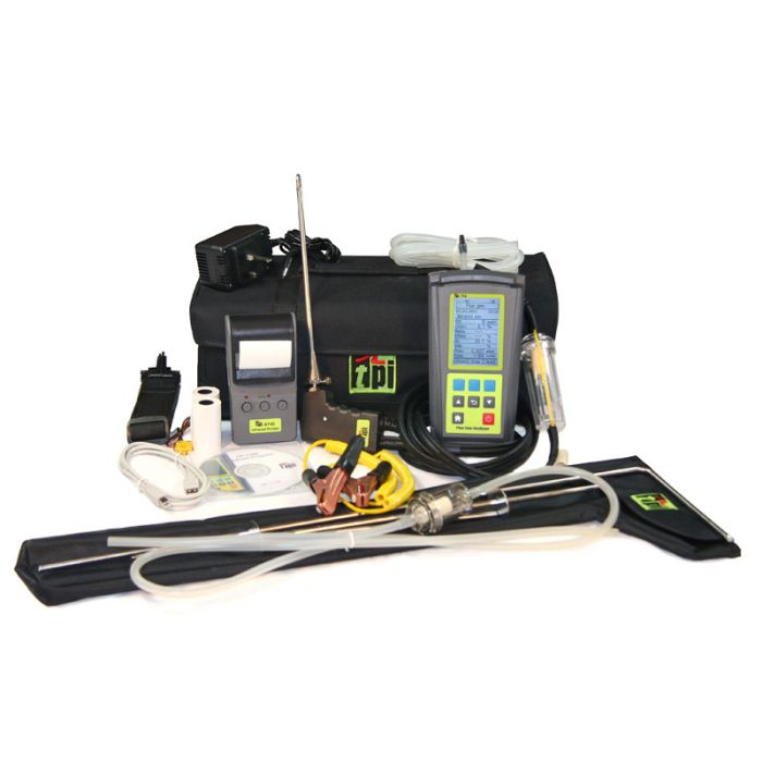 TPI 716 Kit 3 Combustion Analyser