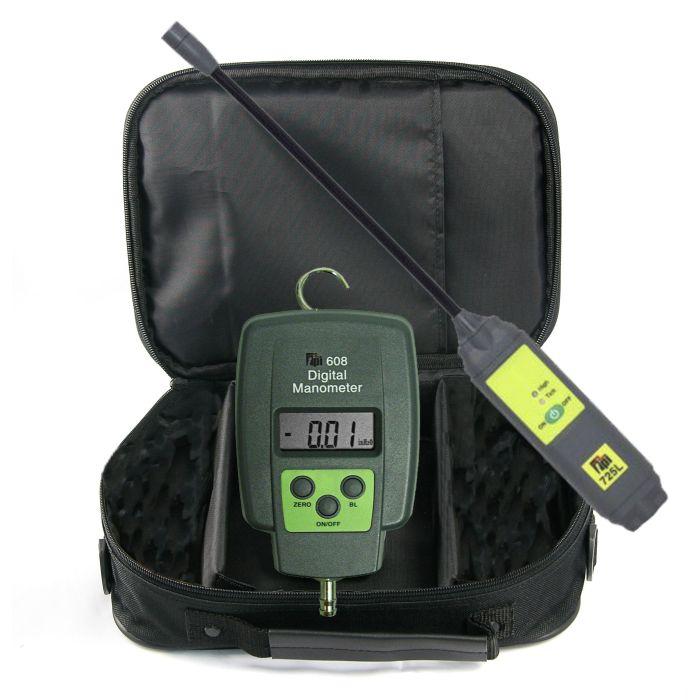 TPI 725L608 Ultra Low Cost Tightness Test Kit