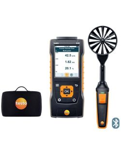 Testo 100mm Vane Kit with Bluetooth