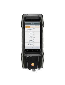 Testo 300 Flue Gas Analyser Black Edition Standard Kit 0564 3002 90
