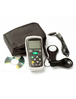 ATP LX-1309 USB Logging 400000 Lux Light Meter
