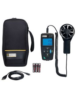 Chauvin Arnoux CA1227 Thermo-anemometer