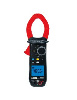 Chauvin Arnoux F401 Clamp Meter