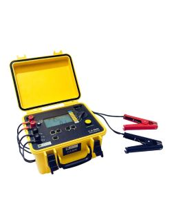 Chauvin Arnoux  CA 6240 10A Micro Ohmmeter