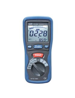 CEM DT-5505 Insulation Tester