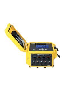 Chauvin Arnoux PEL105 Power & Energy Logger A196 MiniFlex Clamps